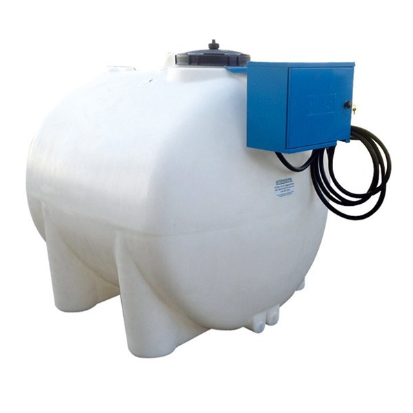 Bluetank 10.000L met SuzzaraBlue Box & certificaat