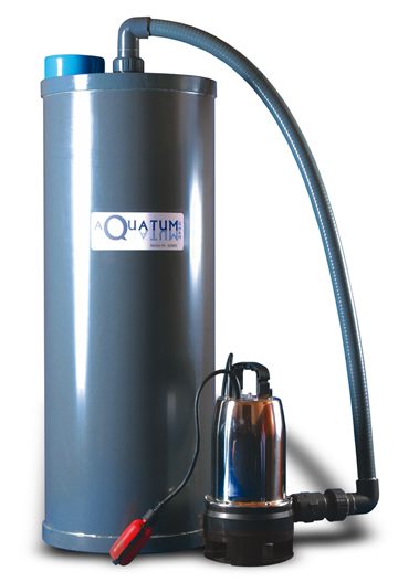 Aquatum 300 regenwaterflter van  - Filters