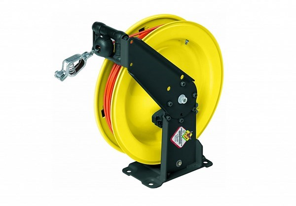 Raasm Grounding reel Open model, type 735131,60252  van Raasm - Haspelservice